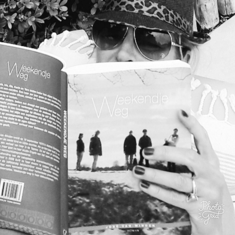 lekker Weekendje Weg lezen in de zon