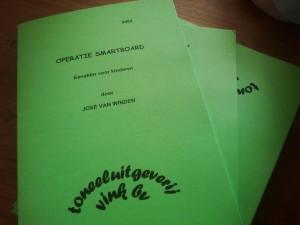 script Operatie Smartboard