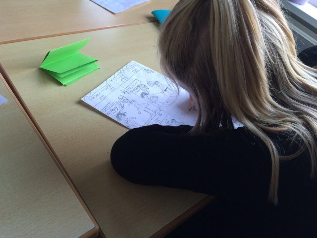 creatief schrijven voor kinderen