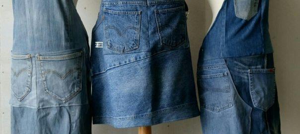 schorten van spijkerbroeken
