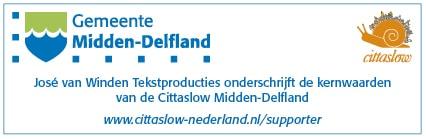 logo Supporter Cittaslow