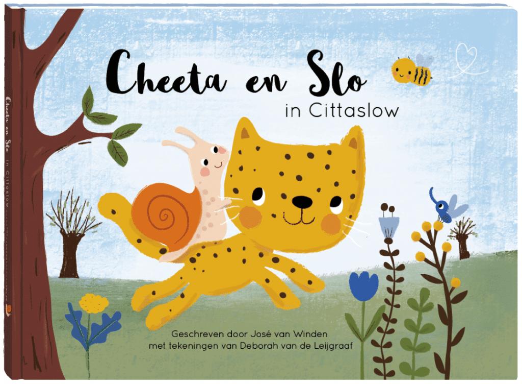 voorkant Cheeta en Slo