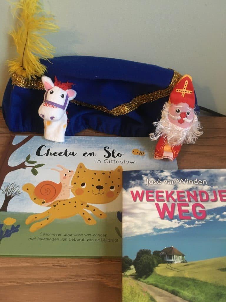 Weekendje Weg en Cheeta en Slo