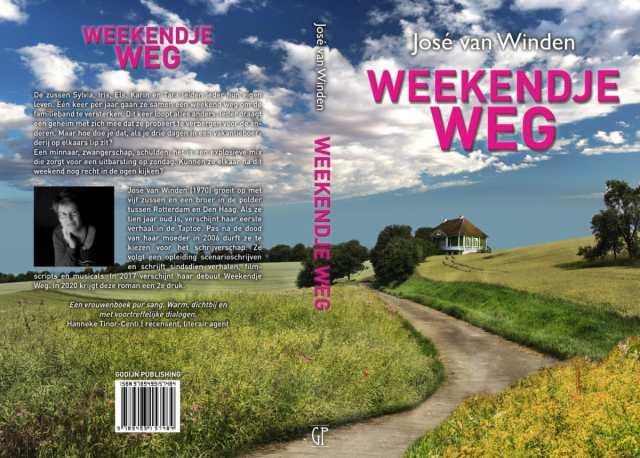 kaft Weekendje Weg tweede druk 2020