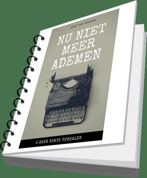 e-book met zeer korte verhalen