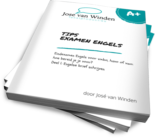 E-book tips examen Engels